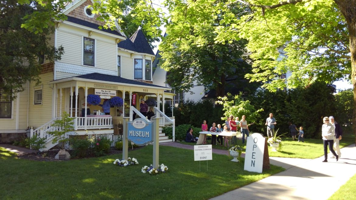 Museum at Harsha House - Charlevoix Historical Society