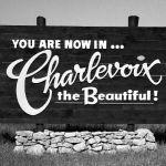 Charlevoix Sign
