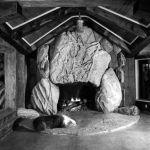 Weathervane Fireplace