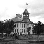 Charlevoix School 1890