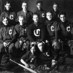 Baseball Team circa 1912