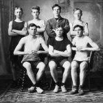Charlevoix Basketball Team 1910