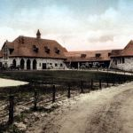 Loeb Farm's Horse Barn