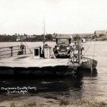Ferry in 1922