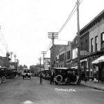 Bridge Street 1922