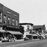 Bridge Street in the 1930's