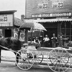 Bert's Grocery Store 1909