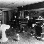 Ben Yettaw's barbershop
