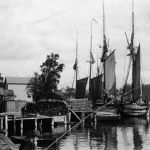 Mason Street Dock 1880's