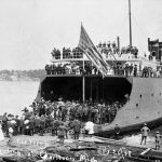 Manistique Ferry 1908