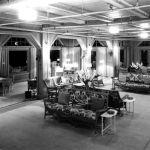 Interior of Belevedere Hotel